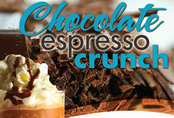 Shake of the Month Chocolate Espresso Crunch